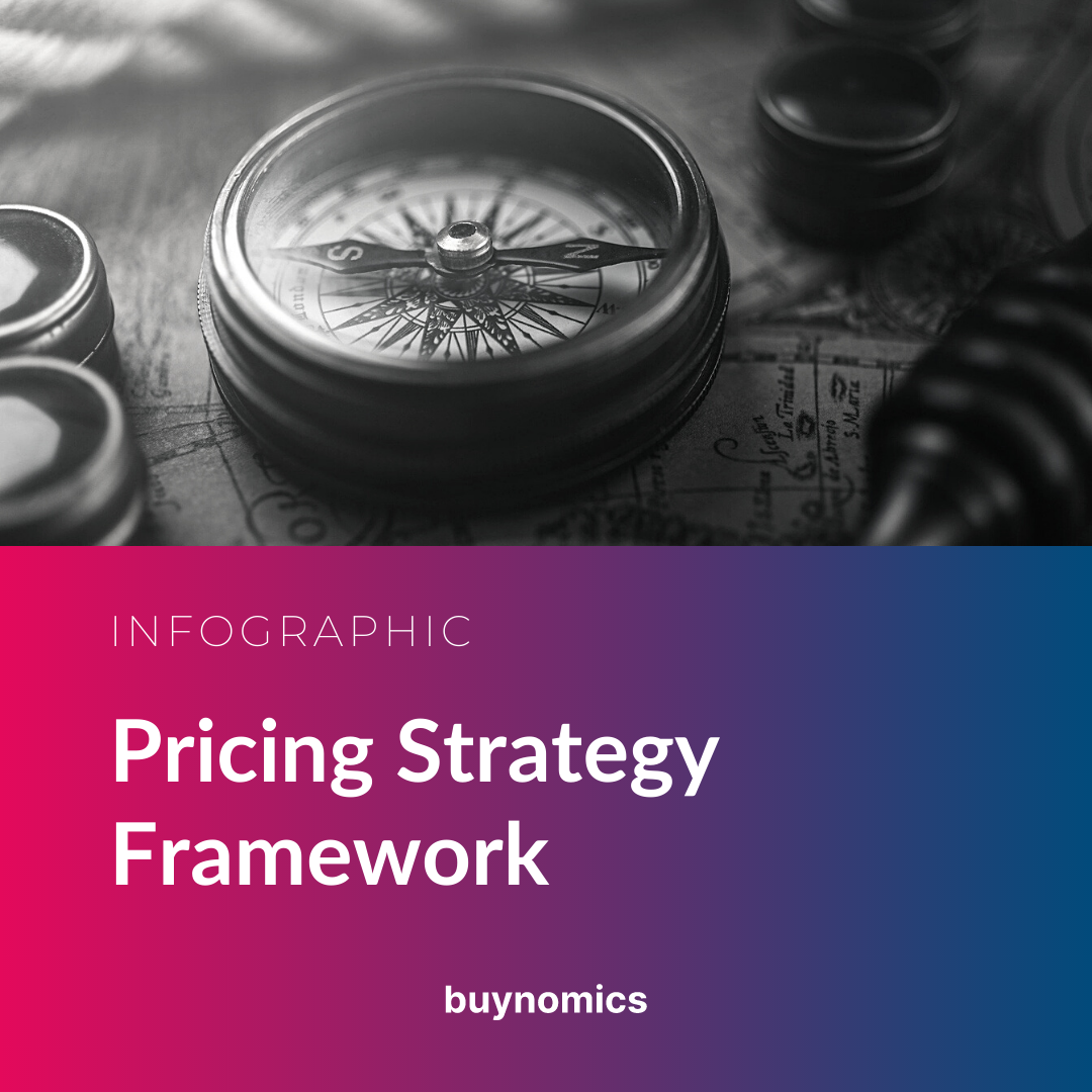 Infographic Banner Pricing Strategy Framework