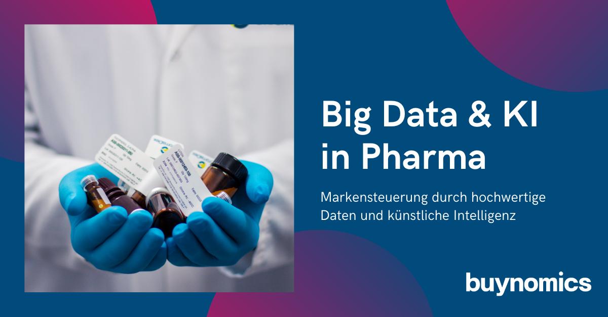 Webinar on Big Data & AI in Pharmaceutical Companies | buynomics