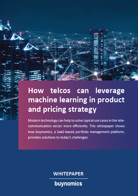 How telcos can leverage machine learning in product and pricing strategy
